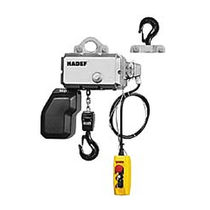 electric chain hoist 125 - 2 000 kg | 62/05 S HADEF