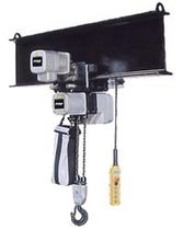 electric chain hoist with electric trolley 0.5 - 15 t | CTD series fitop