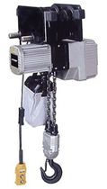 electric chain hoist with manual trolley 0.5 - 15 t | CTY series fitop
