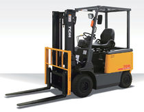 electric counterbalanced forklift truck 1 - 3.5 t | FB-VIII series TCM