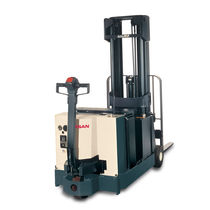electric counterbalanced stacker 3 000 - 4 000 lbs | WC series Nissan Forklift