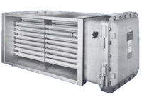 electric duct heater Duct Heater Marc Climatic Controls