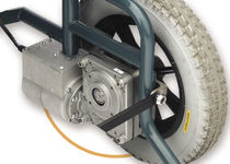 electric gearmotor for wheelchair and mobility vehicle  Fracmo