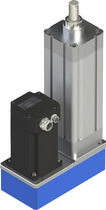 electric linear servo-actuator ISO80, ISO100 AEC S.r.l.