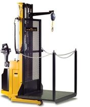 electric low level order-picker max. 650 lb | OP20 Big Joe Forklifts / Big Lift LLC
