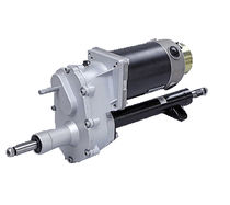 electric motorized transaxle 270 - 950 W, 3 800 - 5 100 rpm Telco