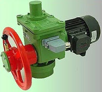 electric multi-turn valve actuator max. 500 Nm | B-26, C-250 Industrias Amat