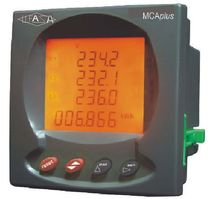 electric network analyzer MCA Plus LIFASA