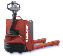 electric pedestrian pallet truck max. 4 500 lb | 102XM Raymond