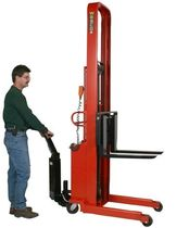 electric pedestrian stacker 1 000 - 2 000 lbs Wesco