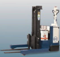 electric pedestrian straddle stacker 1 - 1.5 t | EGP series MIAG