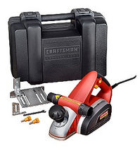 electric planer 12 000 rpm | 26729  Craftsman.