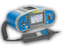 electric safety tester MI 3102 Eurotest XE METREL