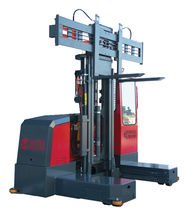 electric side loader forklift truck 600 - 3 000 kg, max. 8 000 mm | Compact series Votex-Bison