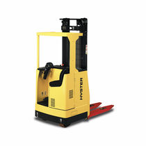 electric sit-on stacker 1.25 - 1.5 t | RS1.2-1.5  HYSTER