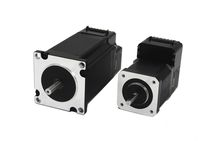 electric stepper motor with integrated controller RS-232 / RS-485 | DMX-K-SA Arcus Technology