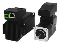 electric stepper motor with integrated controller 10 Mbps Ethernet | DMX-ETH Arcus Technology