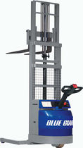 electric straddle stacker 15 - 3 000 lbs | BGS series Blue Giant