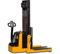 electric straddle stacker 2 000 - 2 500 lb | PDS-20/25 Big Joe Forklifts / Big Lift LLC