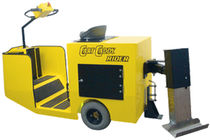 electric towing tractor RiderCaddy DJ Products