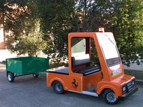 electric towing tractor  Australian Electric Vehicles