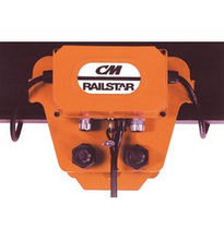 electric trolley for electric chain hoist max. 4 t | RailStar CM Industrial Products