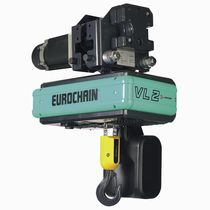 electric trolley for electric chain hoist 125 - 3 000 kg | CHV series VERLINDE