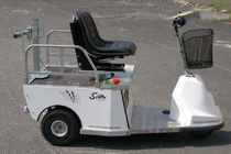 electric utility vehicle 300 - 2 000 kg | STI1-600 / ST2-600 STI INDUSTRIE