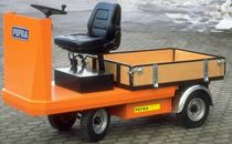 electric utility vehicle 500 kg | Type 614 PEFRA Aktiengesellschaft