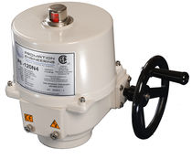 "electric valve actuator 5800 ""lbs (650 Nm), NEMA 4X 