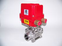 electric valve actuator TOP-FLO® Top Line Process Equipment Company