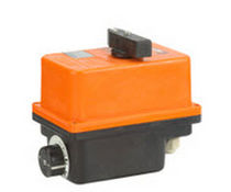 electric valve actuator 20 Nm, 50 - 150 mm | EA-21 Avcon Controls PVT. Ltd.