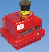 electric valve actuator 2000 in/lbs, 1/2"