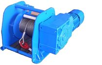 electric winch 1350 -> 4400 kg STARTER