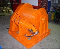 electric winch for offshore applications   STARTER