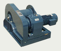 electric winch 5 750 - 69 000 lb, 1 - 50 hp | CP series Jeamar Winches