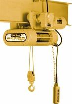 electric wire rope hoist 1 000 - 4 000 lb David Round Company, Inc.