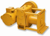 electric worm gear winch 682 - 909 kg | EBT series INGERSOLL RAND