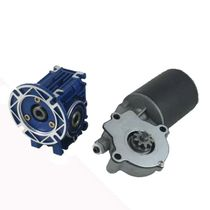 electric worm gearmotor max. 10 Nm Source Engineering Inc.
