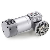 electric worm gearmotor with planetary reduction stage 23.5 Nm, 230 W | MCCE MINIMOTOR