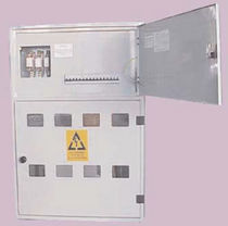 electrical distribution cabinet with energy meter 400 V, 35 A | RS 80771 ELECTROMAGNETICA