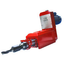 electro-hydraulic drilling unit max. 600 N/mm², ø 35 mm, 25 kN | CTR-PH-150 CTR Norte GmbH & Co.KG