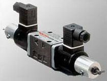 electro-hydraulic flow control valve max. 25 MPa | ESD-G01 series NACHI America