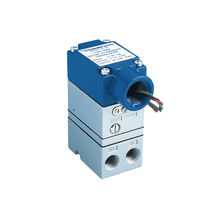 electro-pneumatic current/pneumatic I/P and voltage/pneumatic E/P transducer 20 scfm (600 Nl/min), max. 80 psig (5.5 bar) | 900X series ControlAir