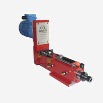 electro-pneumatic drilling unit max. 600 N/mm², ø 13 mm, 1.3 kN | CTR-PP-85 CTR Norte GmbH & Co.KG