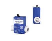 electromagnetic flow-meter (EMF) for low flow rates 2.5 - 50 l/min | MVM-050-Q Mass Flow ONLINE BV