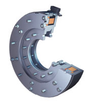 electromagnetic friction clutch 7 - 7 800 Nm | MWU series STROMAG