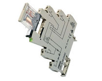 electromechanical plug-in relay max. 6 A | G2RV Omron Europe