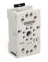 electromechanical relay socket RS series EMAS