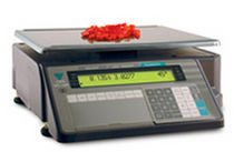 electronic counting scale 1 / 1 000 000 | DIGI® DC-100 series  Accu-Scale & System Inc
